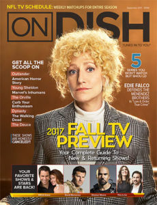OnDISH September 2017 cover