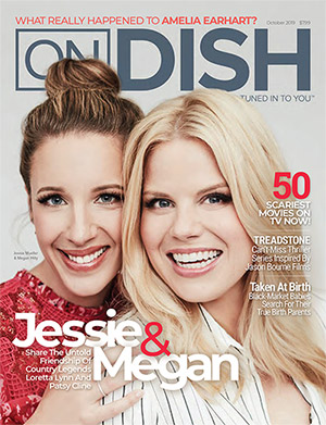 October 2019 OnDISH cover