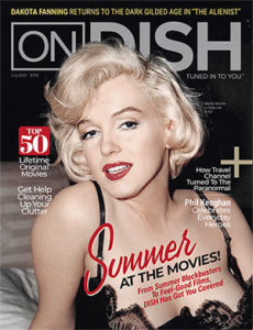 July 2020 OnDISH cover